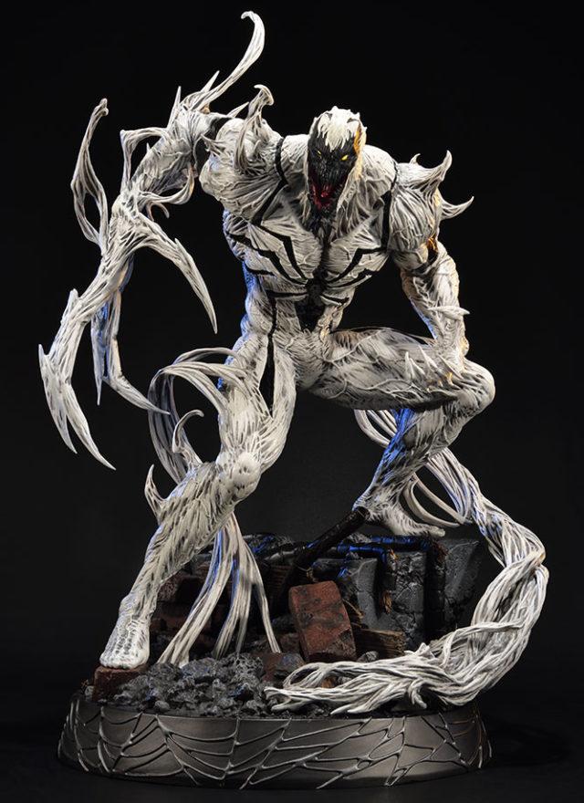 Marvel Prime 1 Studio Anti Venom Statue Without Tongue