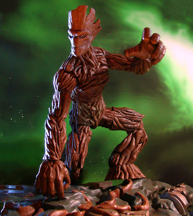 Marvel Select Groot Figure Disney Store Exclusive