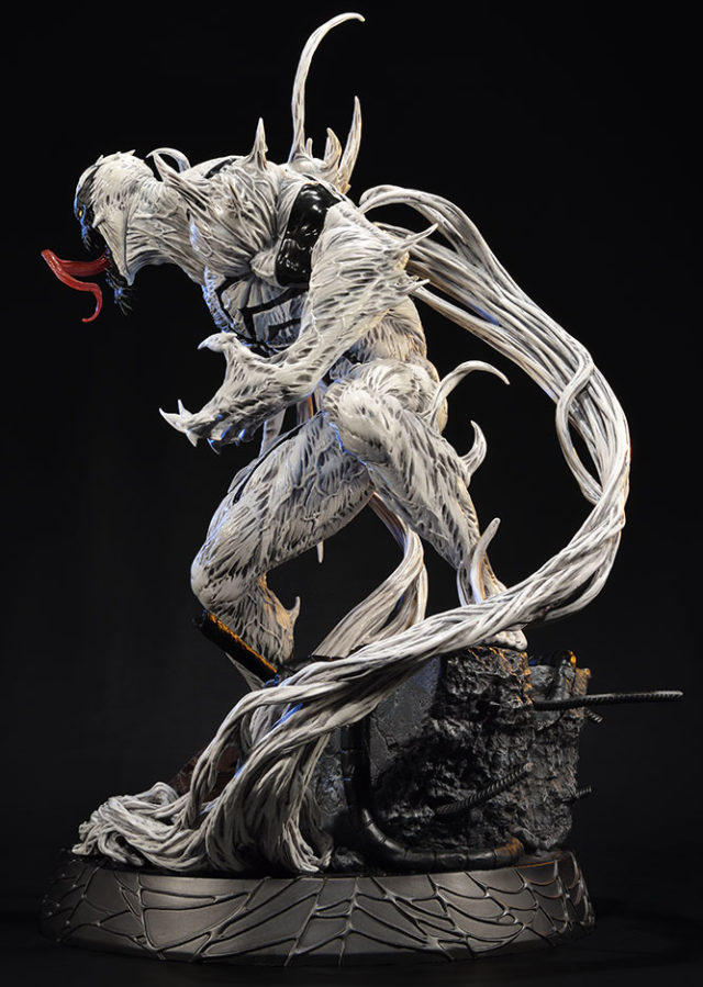 Side View of Prime 1 Anti-Venom Statue