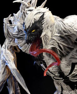 Sideshow EXCLUSIVE Anti Venom Statue Up for Order