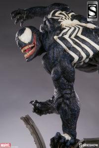 Sideshow Exclusive Venom Premium Format Figure Classic Head