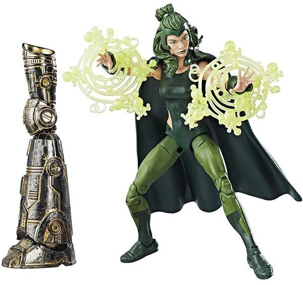 X-Men Legends Polaris Hasbro 2017 Action Figure