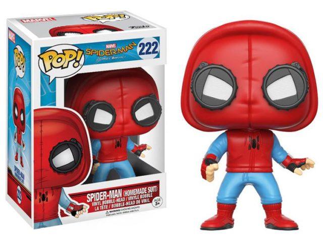Funko Spider-Man Homemade Suit POP Vinyl Figure