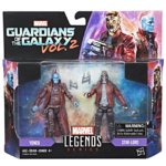 2017 Marvel Legends Movie Figures 4″ 2-Packs Revealed!