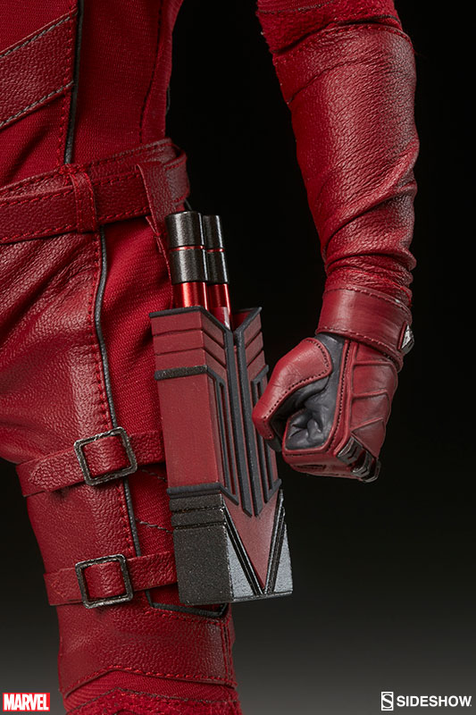 Holster for Daredevil's Billy Clubs Sideshow Collectibles 2017