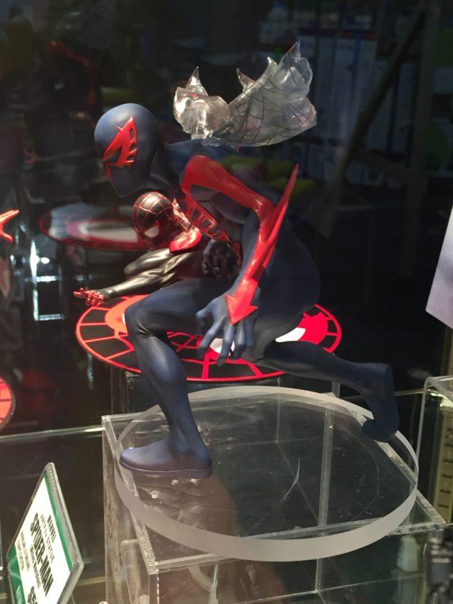 2017 Toy Fair Kotobukiya ARTFX+ Spider-Man 2099 Figure