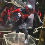 Toy Fair 2017: Kotobukiya Spider-Man 2099 ARTFX+ Statue!