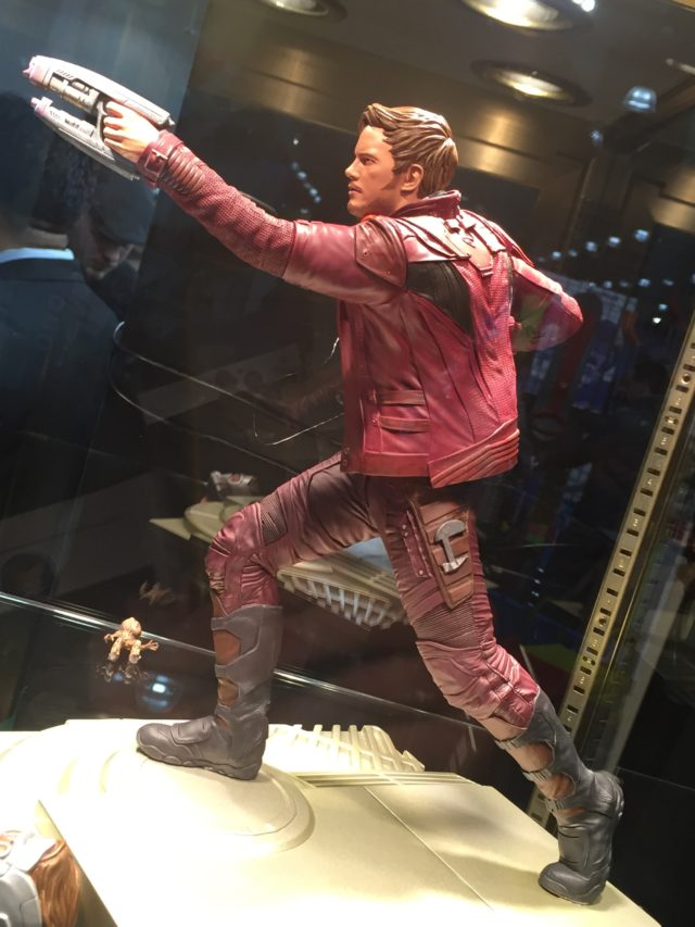 2017 Toy Fair Kotobukiya Guardians of the Galaxy 2 Star-Lord Statue