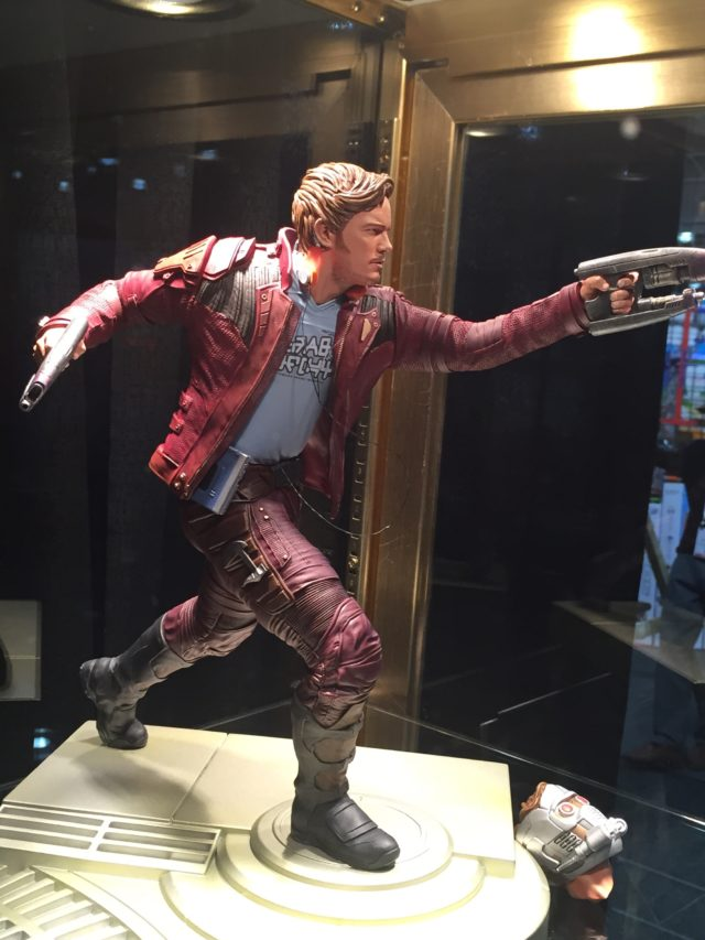 Side View of Star-Lord ARTFX Kotobukiya Figure