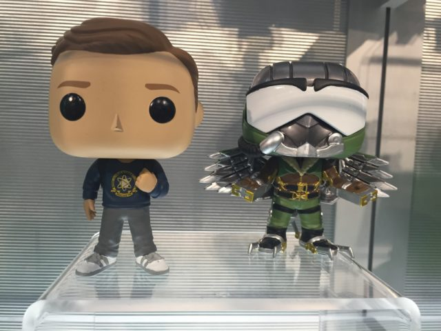 Funko Spider-Man Homecoming Peter Parker and Vulture POP Vinyls