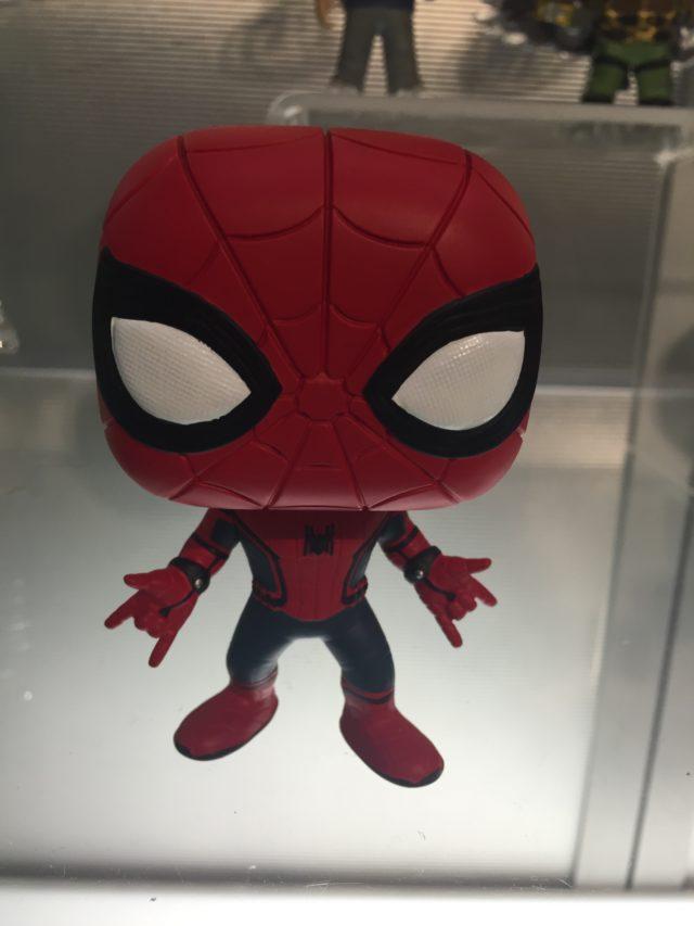 2017 Toy Fair Homecoming Spider-Man Funko POP Vinyl Figure