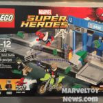 Toy Fair: LEGO Spider-Man Homecoming ATM Heist Battle 76082!