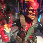 Toy Fair 2017: Marvel Legends 12″ Hulk Thor & Deadpool Photos!