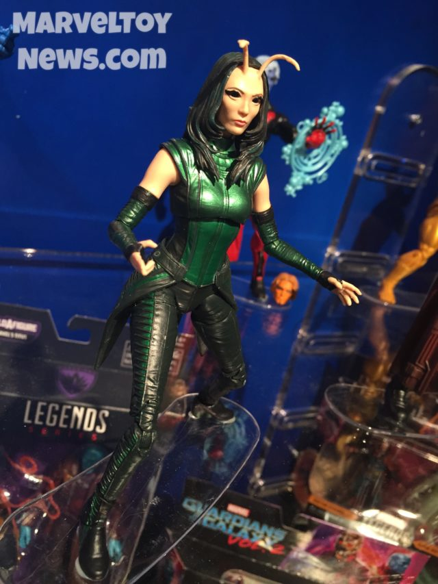 Toy Fair 2017 Hasbro Mantis Marvel Legends BAF