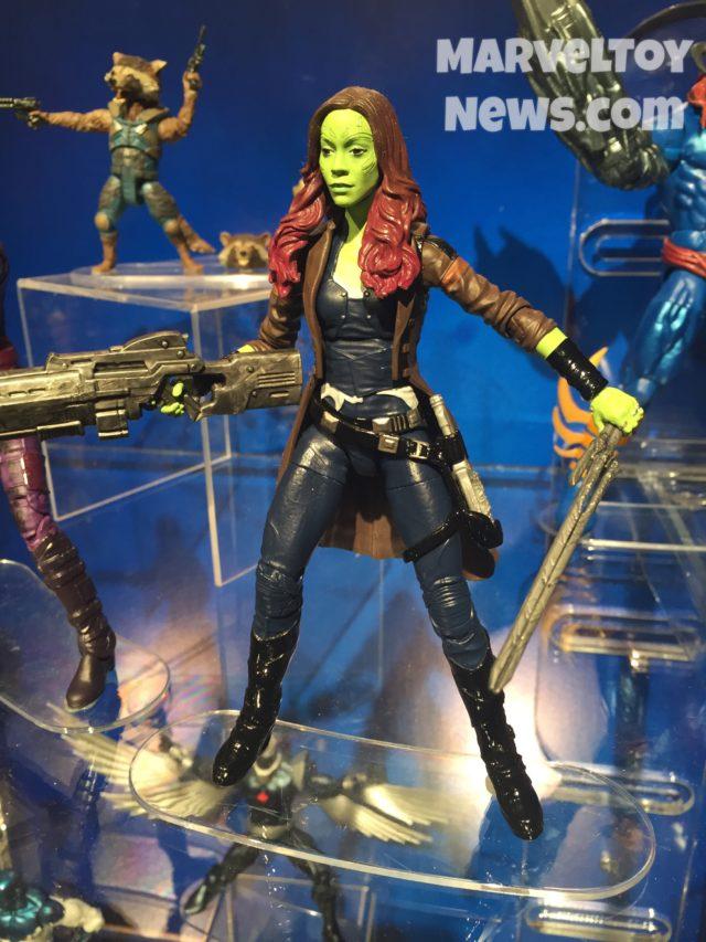 Gamora Marvel Legends 2017 Figure Toy Fair