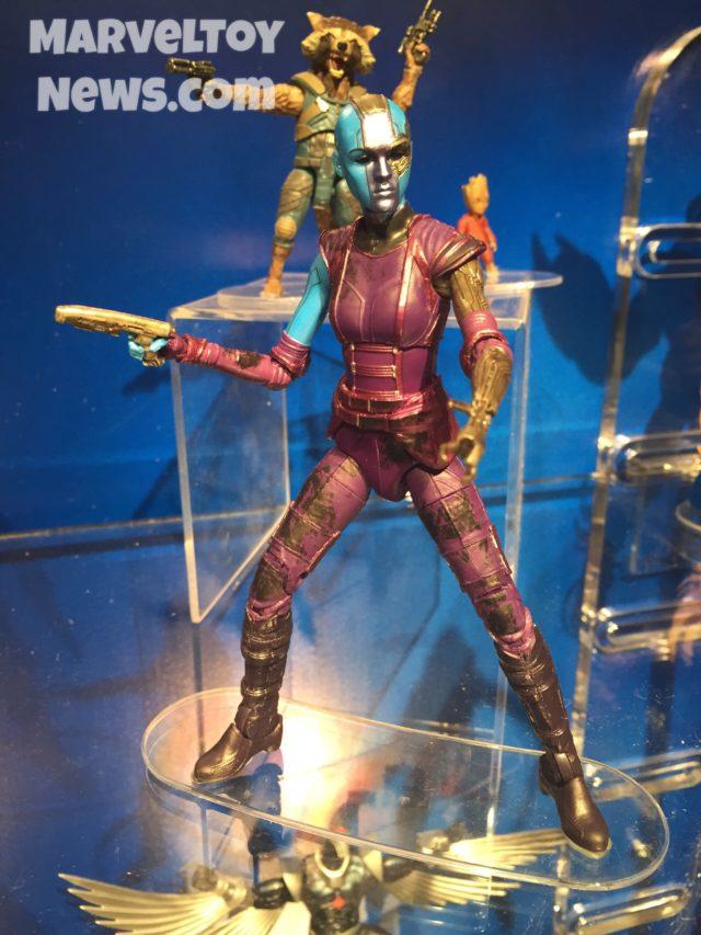 Marvel Legends Guardians of the Galaxy 2 Nebula Figure