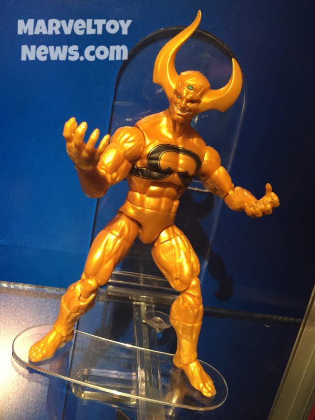 2017 Toy Fair Ex Nihilo Marvel Legends Figure