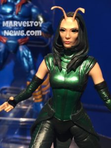 Marvel Legends Mantis Build-A-Figure Close-Up