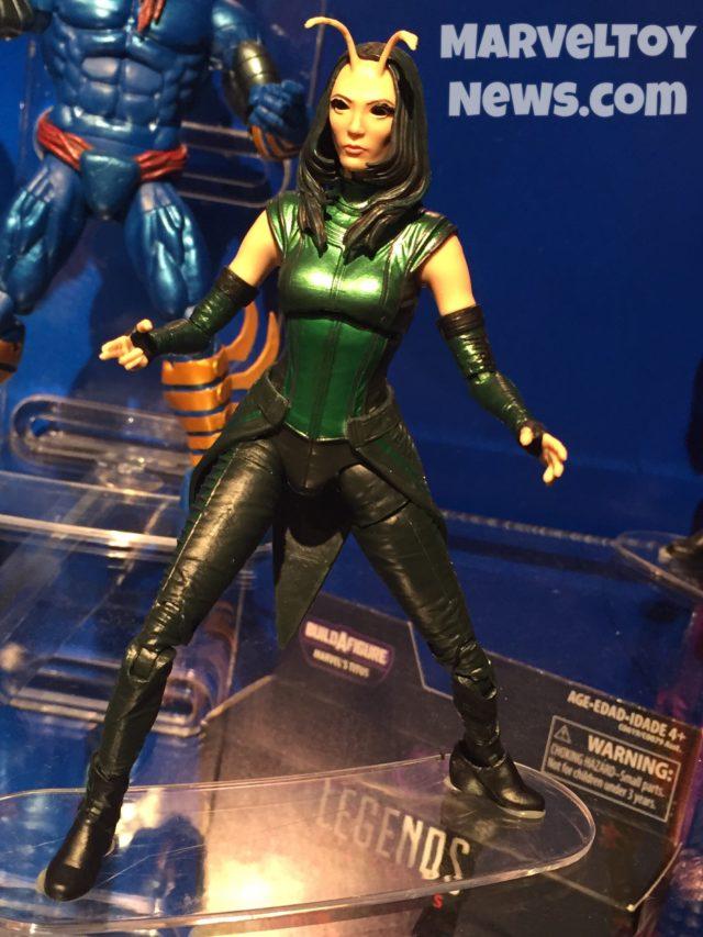 Marvel Legends Mantis Build-A-Figure Revealed