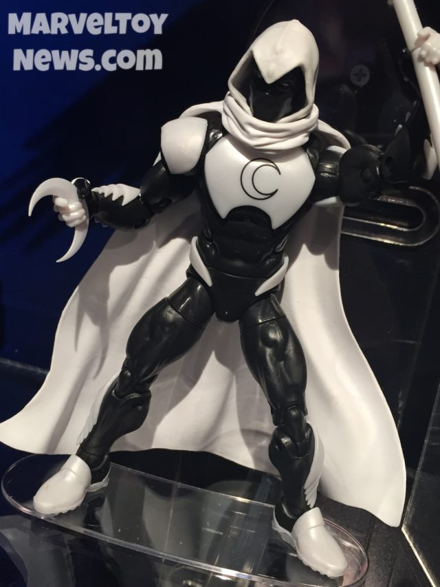 Marvel Legends Moon Knight Figure 2017