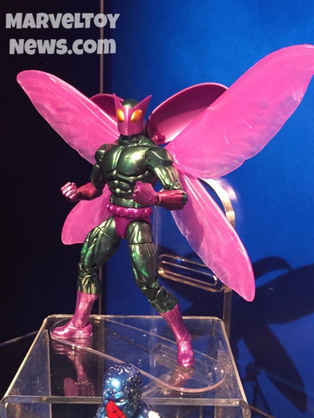 2017 Toy Fair Hasbro Beetle Marvel Legends Six Inch Figure