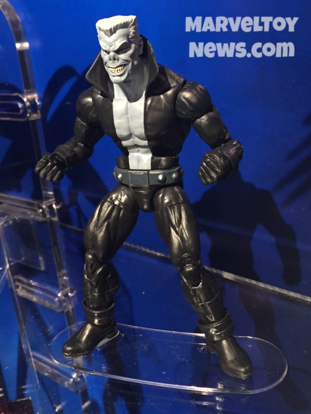 Marvel Legends Tombstone Figure Toy Fair 2017