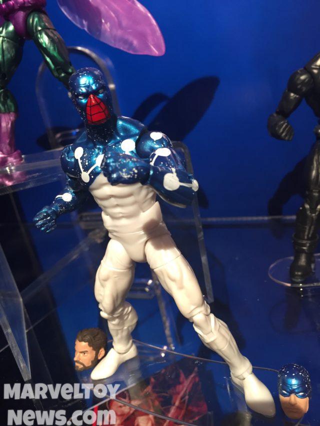 Marvel Legends Captain Universe Spider-Man Figure Toy Fair 2017
