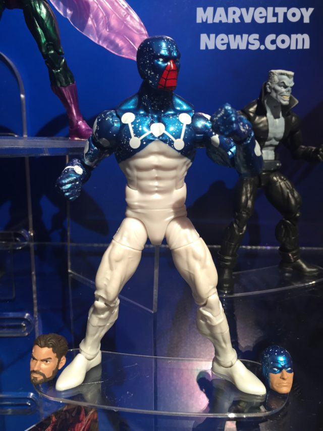 New York Toy Fair 2017 Marvel Legends Cosmic Spider-Man Figure