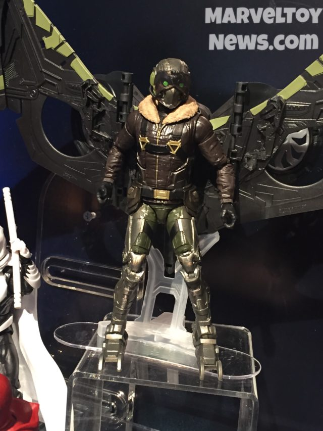 Marvel Legends Vulture Spider-Man Homecoming Figure Toy Fair 2017