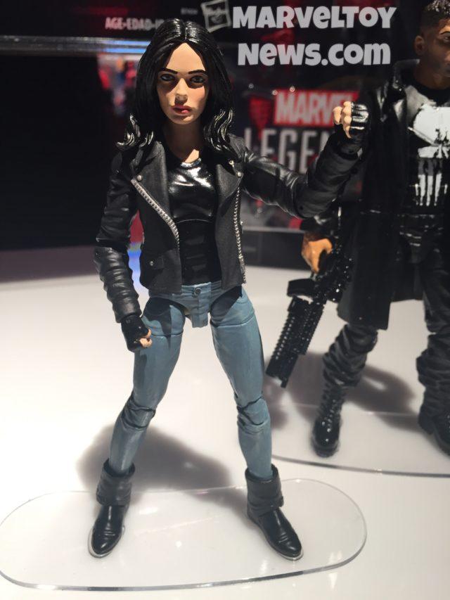 Marvel Legends Jessica Jones Figure Toy Fair 2017