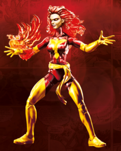 New York Toy Fair 2017 Marvel Legends Dark Phoenix Figure
