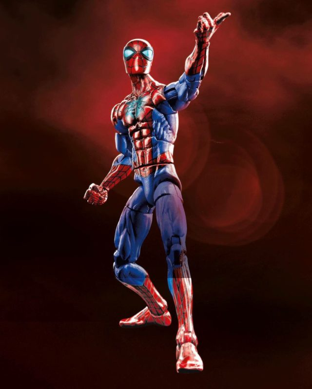 Marvel Legends All-New All-Different Spider-Man Figure