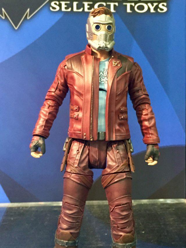 Toy Fair 2017 Diamond Select Toys Star-Lord Marvel Movie Figure