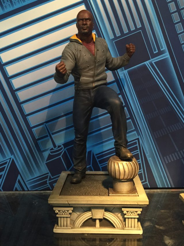 Marvel Gallery Luke Cage New York Toy Fair 2017 Statue