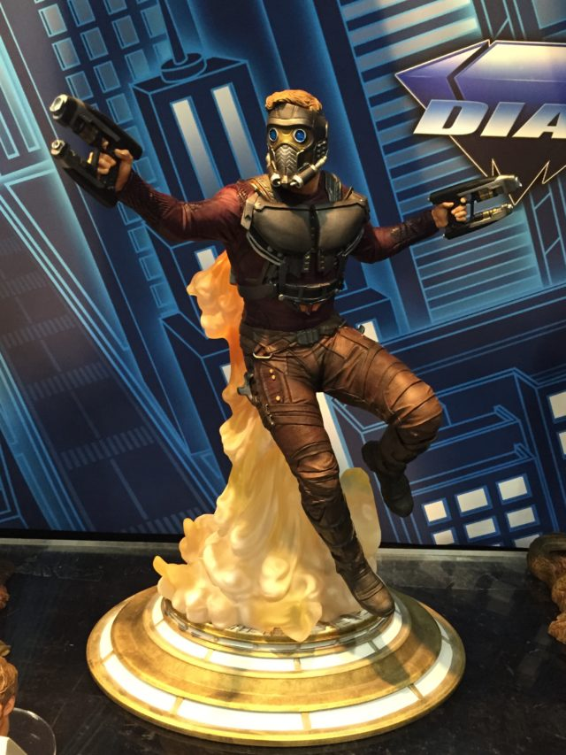 Marvel Gallery Star-Lord Statue Toy Fair 2017
