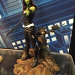 Toy Fair 2017: Marvel Gallery Guardians of the Galaxy Statues!