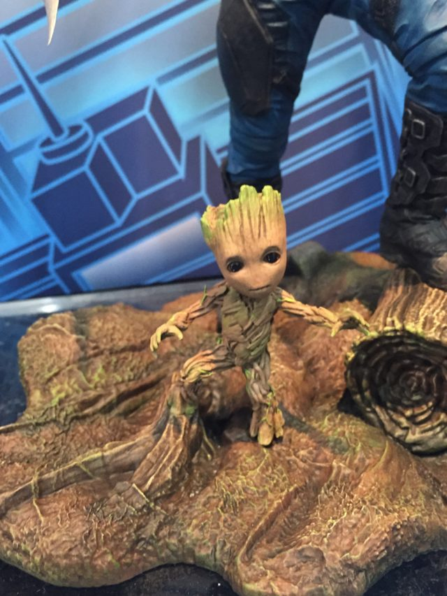 Marvel Gallery Baby Groot Statue