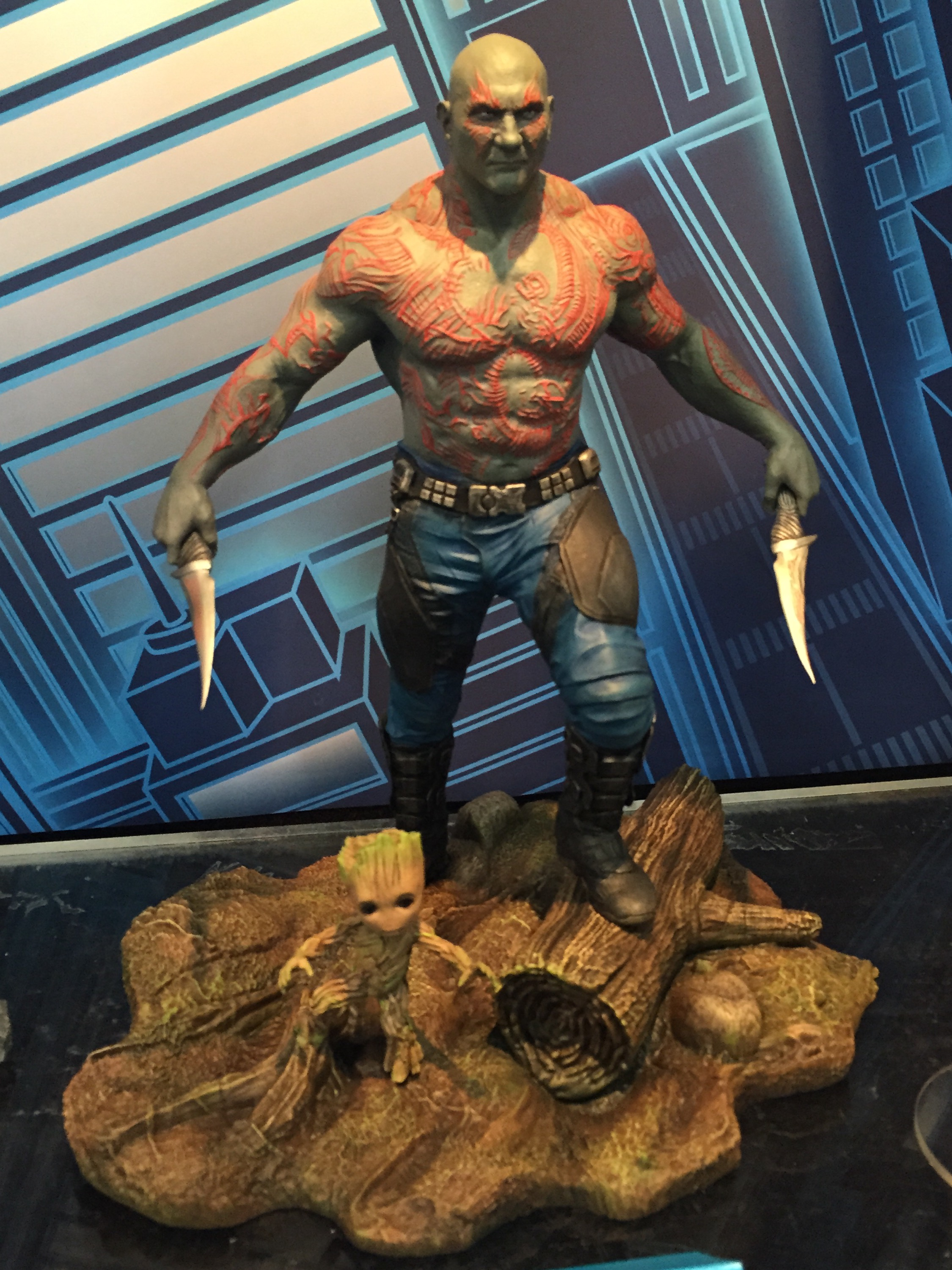 Toy Fair 2017 Marvel Gallery Guardians Of The Galaxy