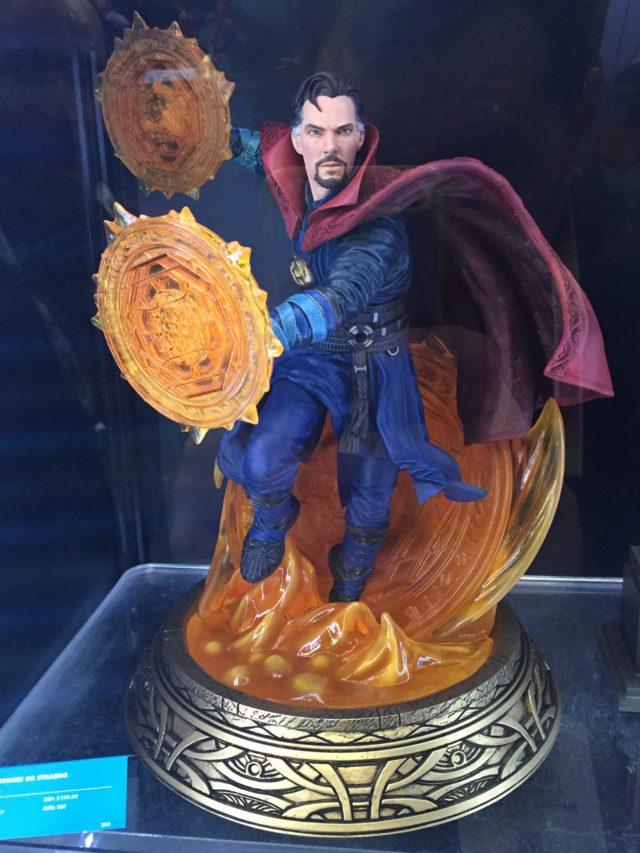 Doctor Strange Marvel Milestones Statue Diamond Select Toys Toy Fair 2017