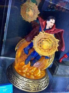 Diamond Select Toys Doctor Strange Movie Statue Toy Fair 2017