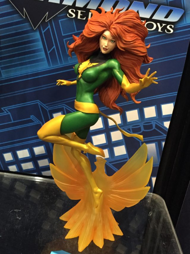 Marvel Gallery Jean Grey Phoenix Statue Toy Fair 2017