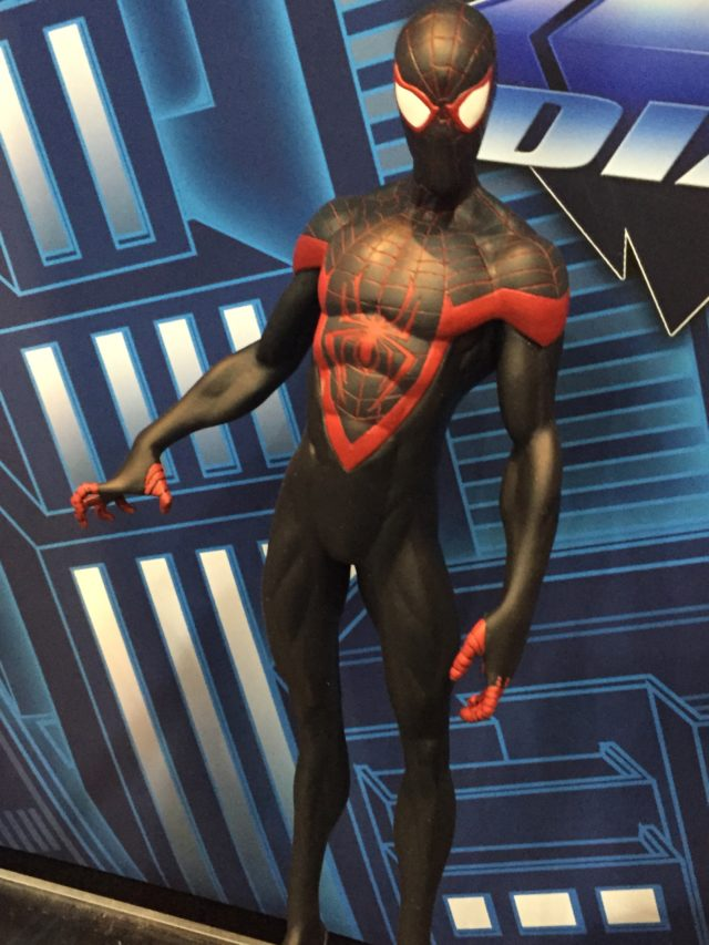 Marvel Gallery Miles Morales Spider-Man Statue