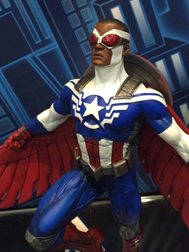 Marvel Gallery 2017 Captain America Falcon Sam Wilson Statue