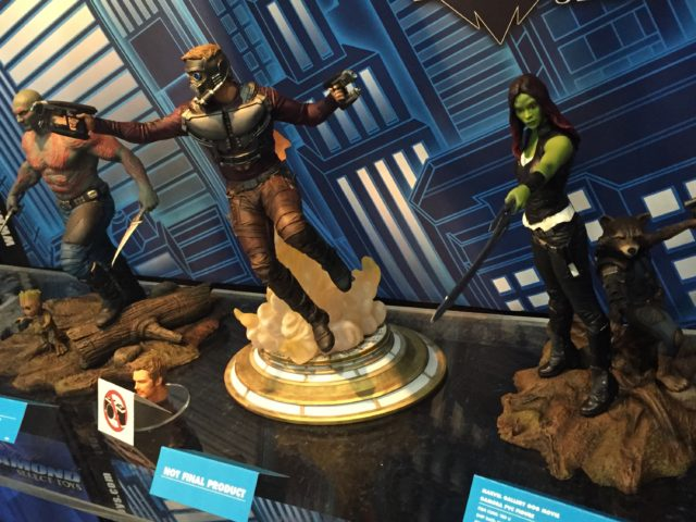 Marvel Gallery Guardians of the Galaxy Vol. 2 Statue DST 2017
