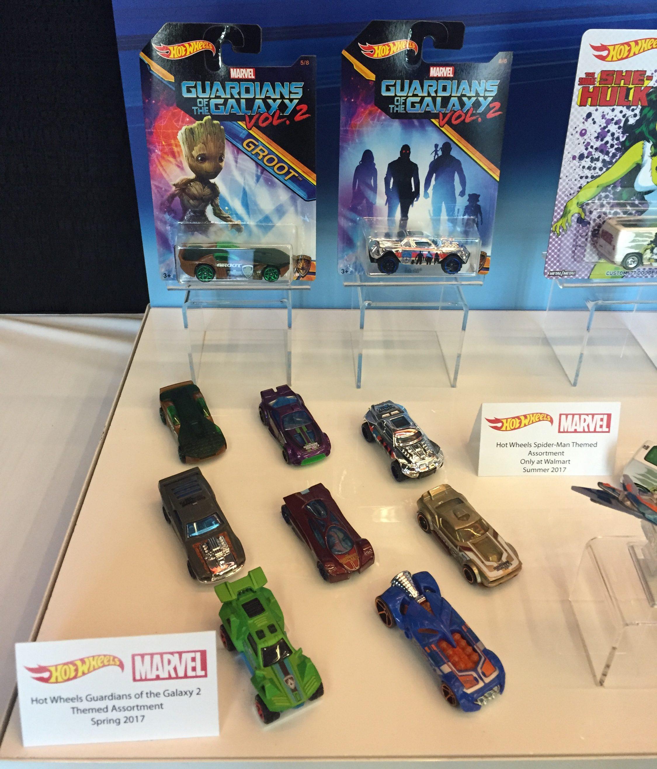 Toy Fair 2017  Mattel ...
