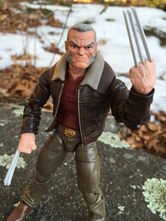 Hasbro 2017 Marvel Legends X-Men Old Man Logan Figure