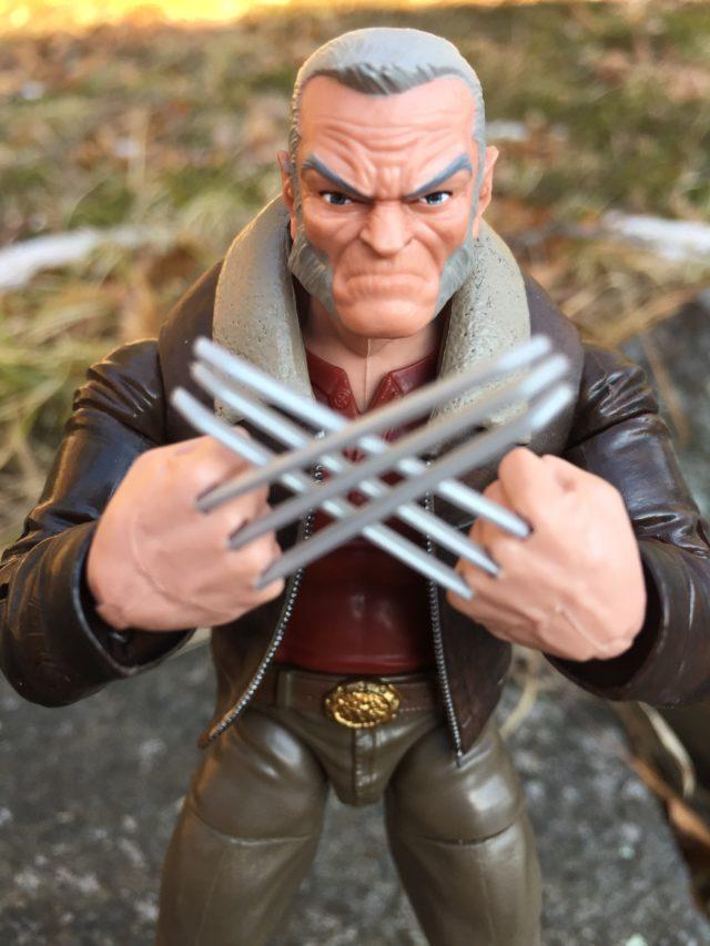 Marvel Legends Old Man Logan Review 2017 X-Men