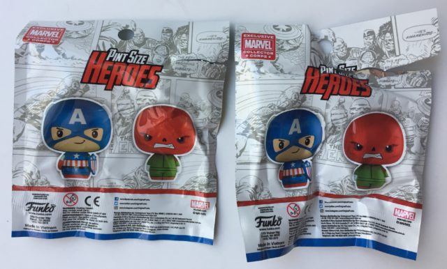 Avengers Pint Size Heroes Blind Bags Backs Marvel Collector Corps