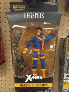 Marvel Legends Cyclops 2017 Figure Released