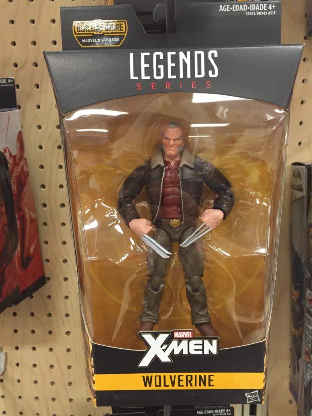 Old Man Logan Marvel Legends 2017 Figure Released